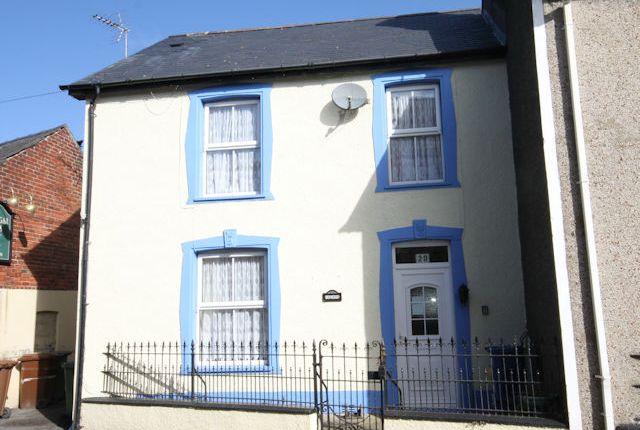 Thumbnail End terrace house for sale in National Street, Tywyn, Gwynedd
