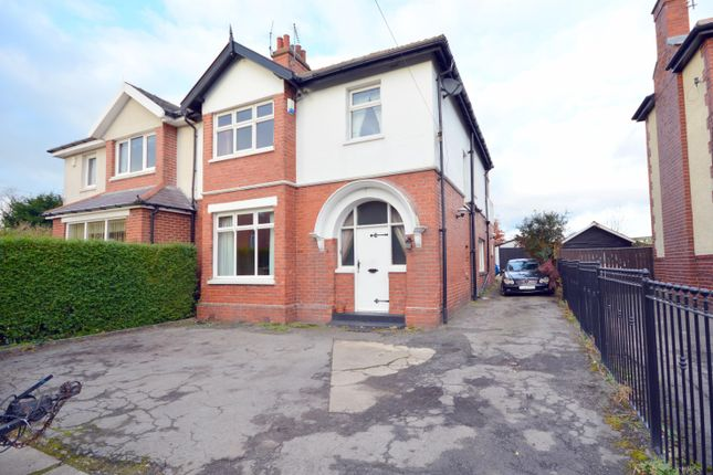 Thumbnail Semi-detached house for sale in Durham Road, Bishop Auckland