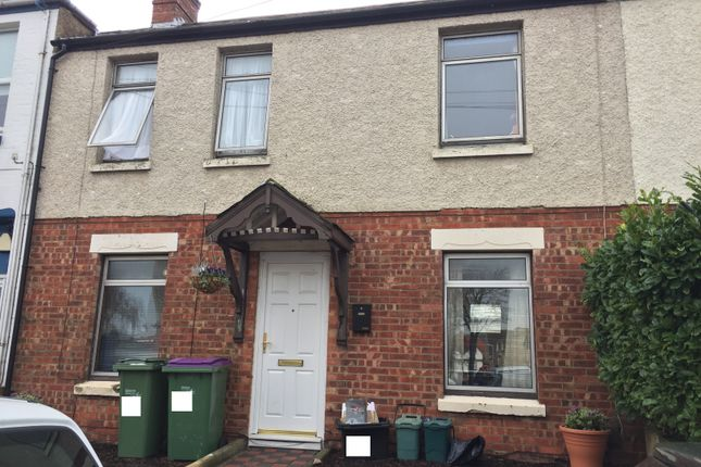 Thumbnail Terraced house to rent in Geraldine Road, Folkestone