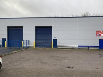 Thumbnail Light industrial to let in Springvale Industrial Estate, Cwmbran, Newport