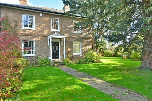 4 bed detached house for sale in School Hill, Warnham, Horsham
