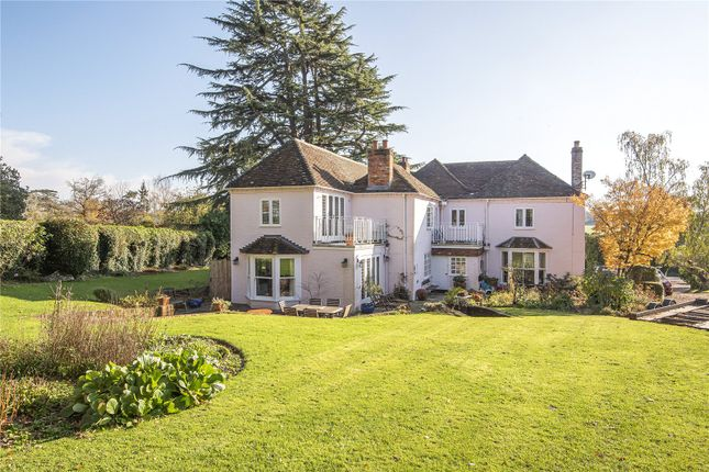 Thumbnail Detached house for sale in Botley Road, Curdridge, Southampton