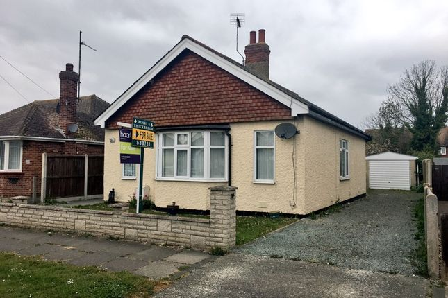 Thumbnail Detached bungalow for sale in Salisbury Road, Clacton-On-Sea