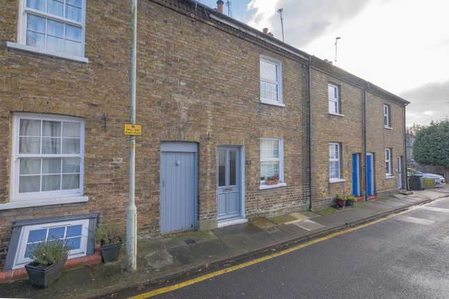 Thumbnail Terraced house for sale in Russell Street, Hertford