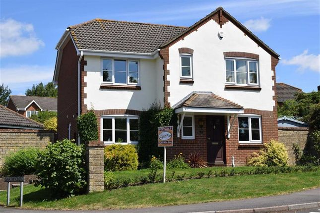 Thumbnail Detached house for sale in Garth Close, Chippenham, Wiltshire