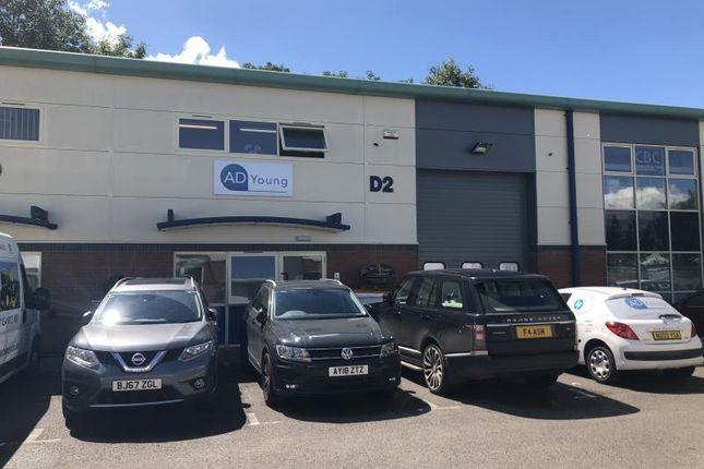 Thumbnail Industrial for sale in Unit D2, Unit D2, Ashville Park, Short Way, Thornbury, Bristol