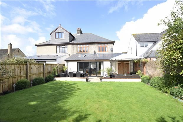 Thumbnail Semi-detached house for sale in Victoria Road, Hanham