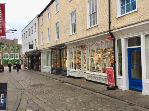 Thumbnail Flat for sale in Sun Street, Canterbury, Kent