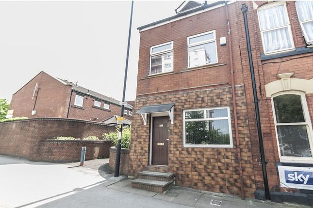 Thumbnail Room to rent in Flat 3, 184 Huddersfield Road, Oldham