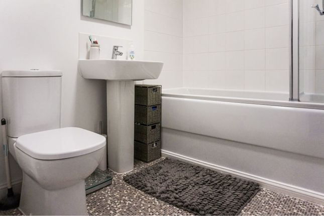 Bathroom of The Wickets, Bottesford, Nottingham NG13