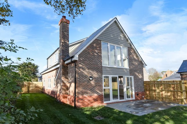 Thumbnail Detached house for sale in Austen Gardens, Bound Lane, Hayling Island