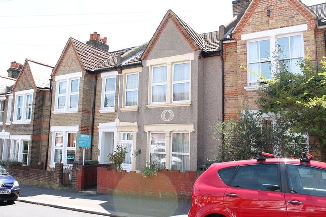 3 bed terraced house for sale in Whatman Road, London