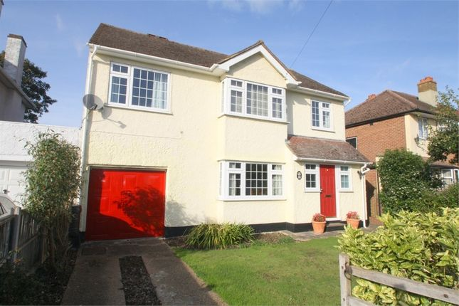 Thumbnail Detached house for sale in Meadway, Staines-Upon-Thames, Surrey