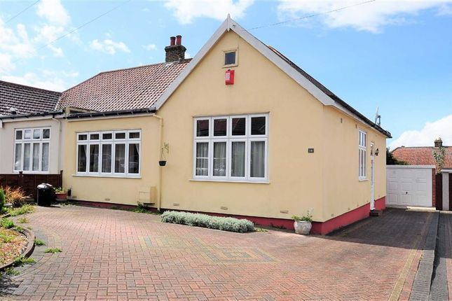 Thumbnail Semi-detached bungalow to rent in Veroan Road, Bexleyheath, Kent