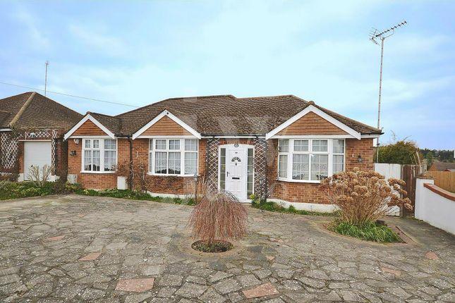 Thumbnail Detached bungalow for sale in Mayflower Road, Park Street, St. Albans