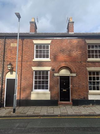 Thumbnail Terraced house to rent in Chapel Street, Congleton