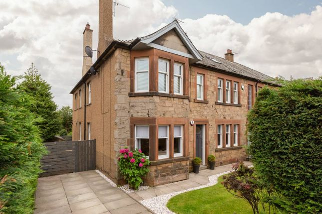 Thumbnail Property for sale in 59 St Johns Road, Corstorphine