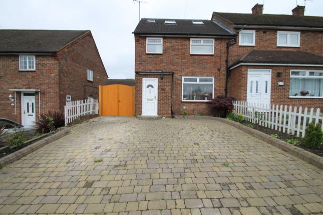 Thumbnail Semi-detached house to rent in Willingale Road, Debden