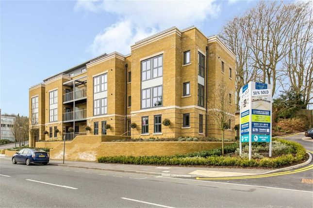 Thumbnail Flat to rent in Godstone Road, Caterham, Surrey