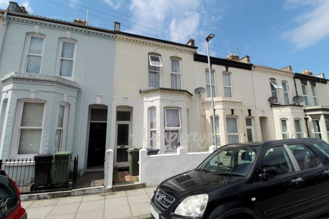 Thumbnail Shared accommodation to rent in St Augustine Road, Southsea