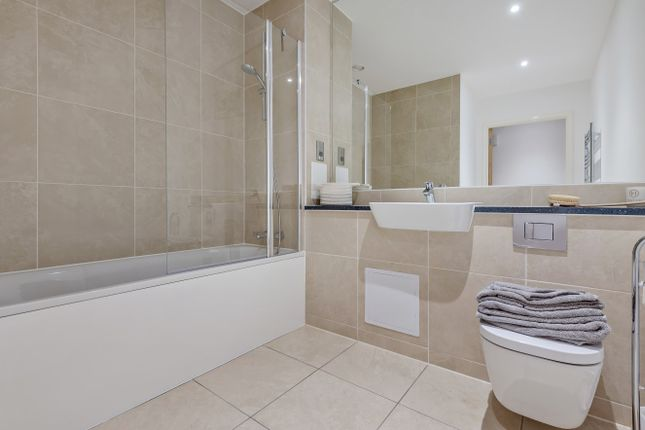 Thumbnail Flat for sale in Plot 1, Ruby Mews, Lily Way, Broomfield Road, London