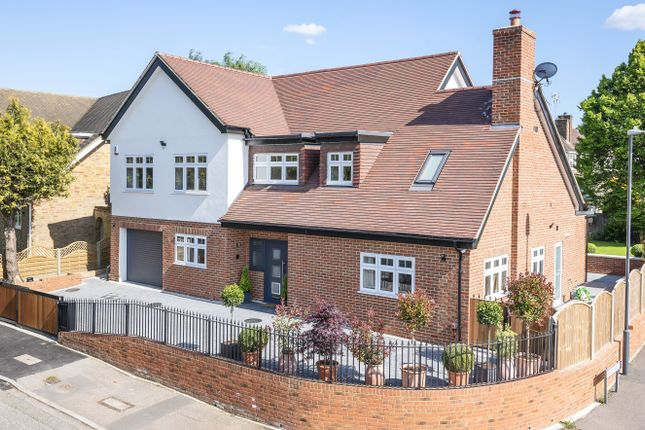 Thumbnail Detached house for sale in Wakehams Hill, Pinner