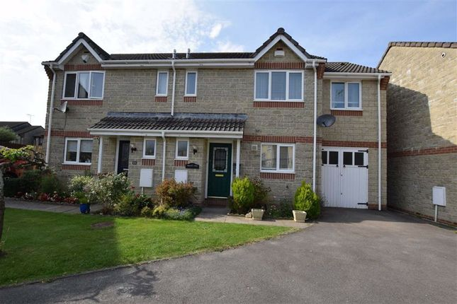 Thumbnail Semi-detached house for sale in Forbes Close, Abbeymead, Gloucester