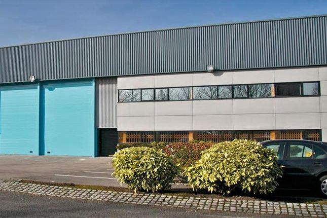 Light industrial to let in Unit 3 Heaton Court, Risley Road, Birchwood, Warrington, Cheshire