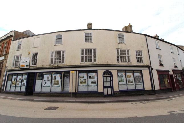 Thumbnail Office for sale in Trinity Square, Axminster, Devon