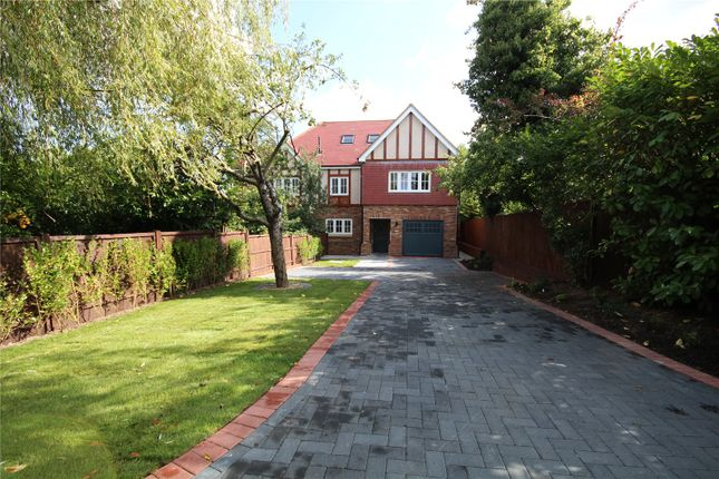 Thumbnail Detached house for sale in The Approach, Prospect Close, Bushey