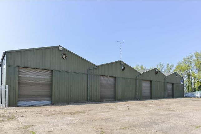 Thumbnail Warehouse to let in Unit 16, Watling Street Business Park, Cannock, Staffordshire