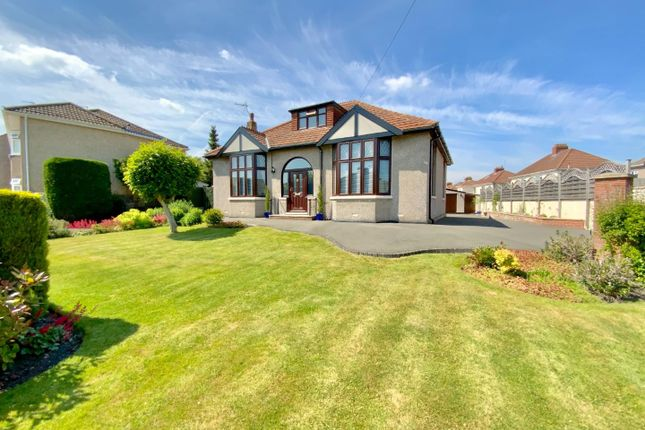 Thumbnail Detached bungalow for sale in Nympsfield, Kingswood, Bristol