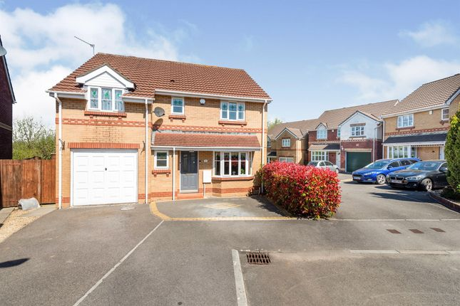 4 bed detached house for sale in Ramsons Way, Cardiff CF5