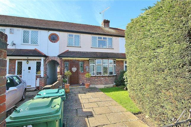 Thumbnail Terraced house for sale in Upper Halliford Road, Shepperton