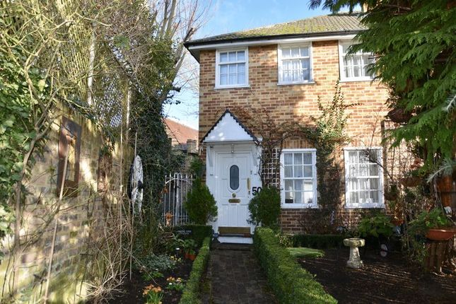 Thumbnail Terraced house for sale in Thames Street, Hampton