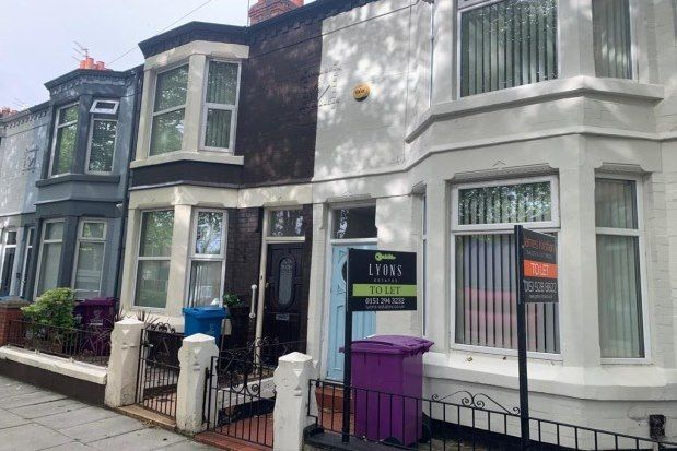 Thumbnail Property to rent in Stanley Park Avenue South, Liverpool