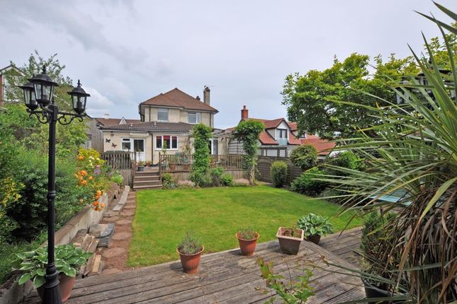 Thumbnail Detached house for sale in Extended Detached Property, Ridgeway Crescent, Newport