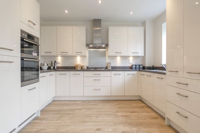 Thumbnail Detached house for sale in Cae Newydd, St. Nicholas, Cardiff
