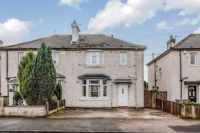 Thumbnail Semi-detached house for sale in Southlea Road, Withington, Manchester
