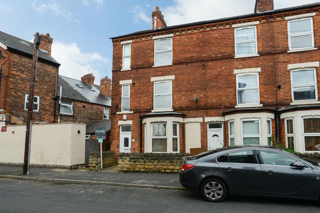 End terrace house for sale in Wilford Crescent East, Nottingham