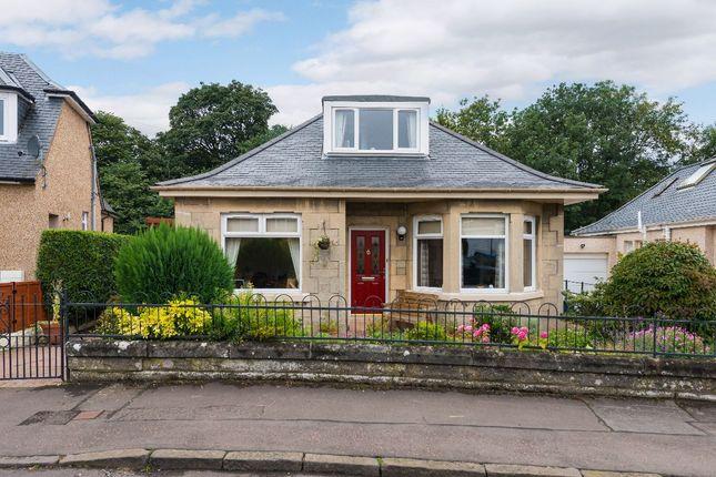 Thumbnail Bungalow for sale in 36 Craiglockhart Dell Road, Edinburgh