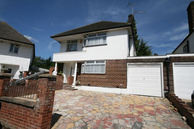 Thumbnail Detached house for sale in The Avenue, Barn Hill Estate, Wembley Park