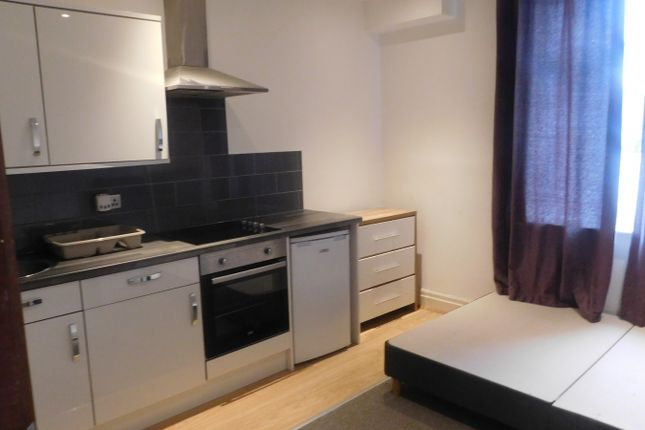 Studio to rent in Manchester Road, Clifton M27