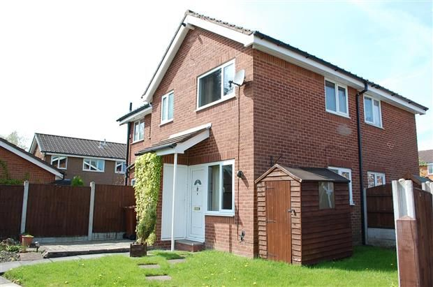 Thumbnail Property to rent in St Clares Avenue, Fulwood, Preston