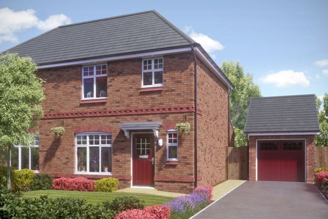 Thumbnail Detached house for sale in Wesley Street, Bamber Bridge
