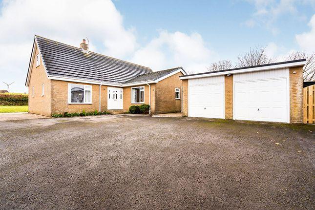 Thumbnail Bungalow for sale in Kirkbeck Drive, Beckermet, Cumbria