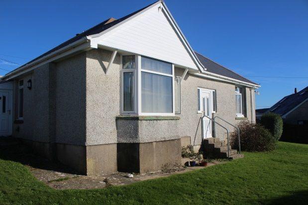 Thumbnail Bungalow to rent in Porteynon, Swansea