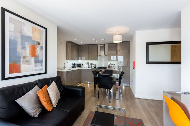 Thumbnail Flat to rent in Barbicus Court, Ray Park Avenue, Maidenhead