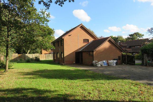 Thumbnail Detached house for sale in Strutt Close, Edgbaston, Birmingham