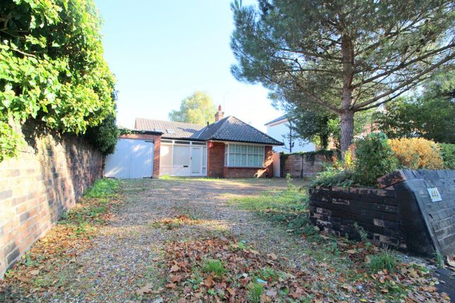 Thumbnail Detached bungalow to rent in Mount Pleasant, Norwich